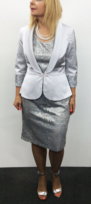 Dress & Jacket Set 209