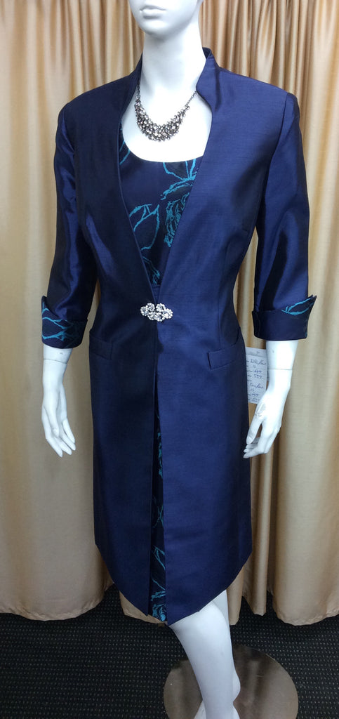 Dress and Jacket Set 186