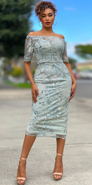 Special Occasion Dress 1152