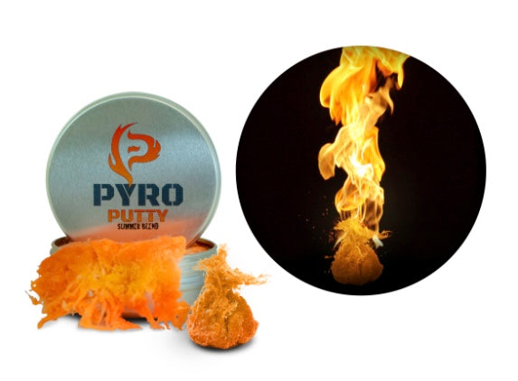 Pyro Putty Firestarter