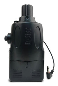 ICOtec AD450 Black Attachable Predator Decoy