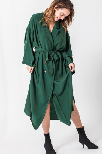"The ""Julia"" Duster"