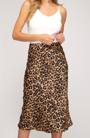 On the Prowl Skirt