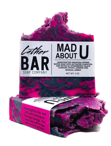 Lather Bar Mad About U Bar Soap