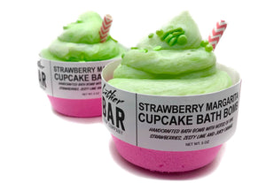 Strawberry Margarita Bath Bomb