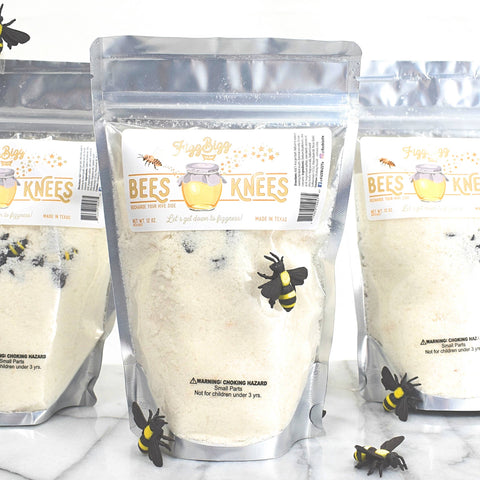 Bees Knees Bath Fizz