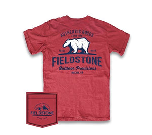 Fieldstone Authentic Goods Men's Tee