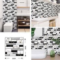 PVC Wall Stickers 30x30cm KTCN