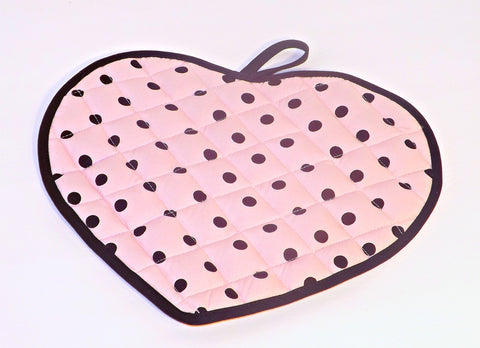 Sugar Baby Potholders - Party Girl Polka Dot