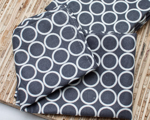 Eco friendly napkins.  Mashine washable