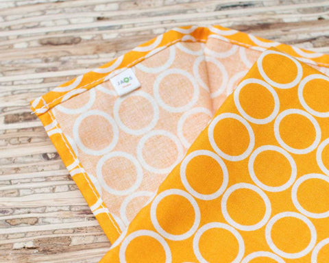100% Cotton napkin by JAQs studio