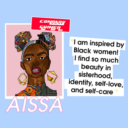 GET TO KNOW POP X ARTIST: AISSA