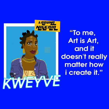 GET TO KNOW POP X ARTIST: KWEYVE