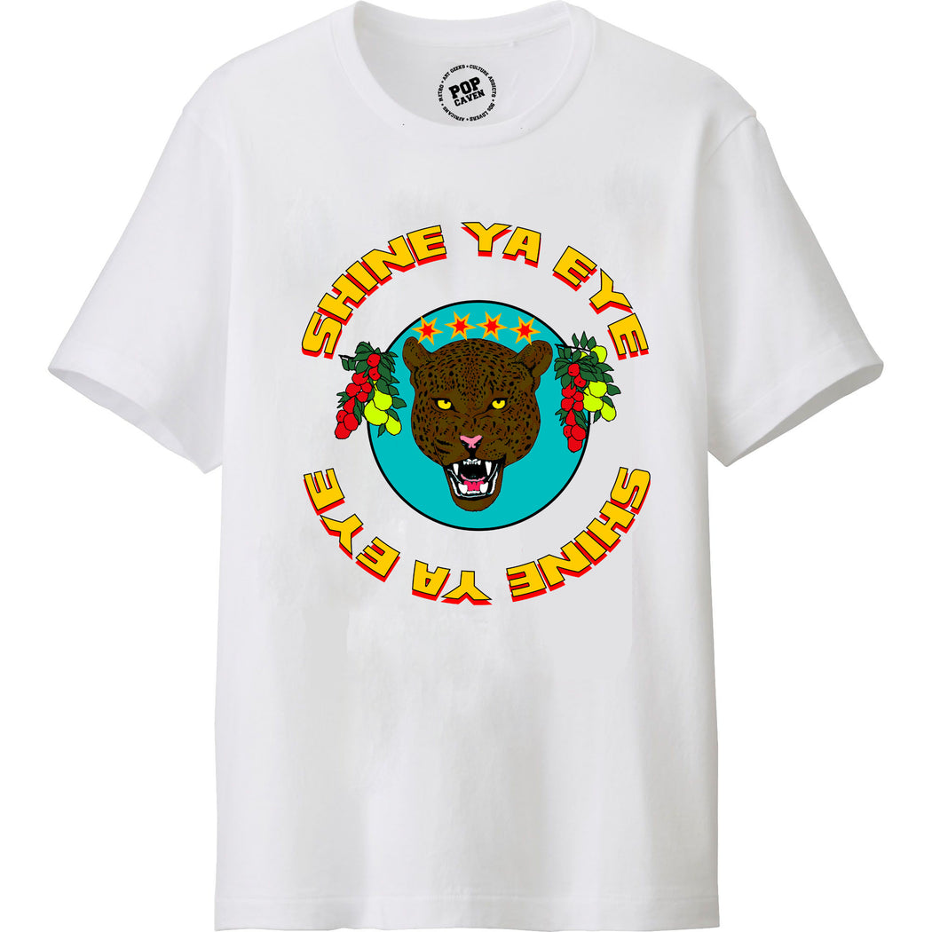 SHINE YA EYE T-SHIRT - POP CAVEN