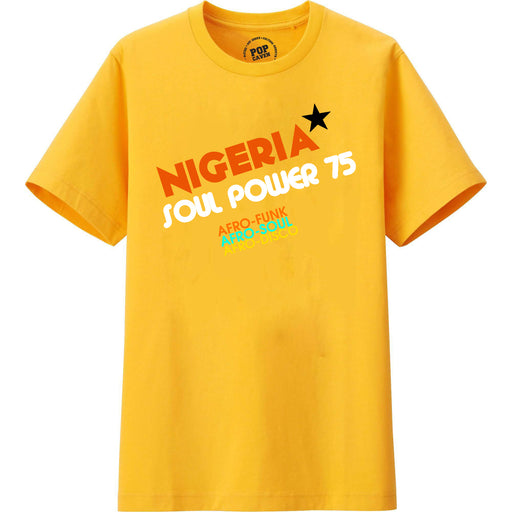 SOUL POWER T-SHIRT - POP CAVEN