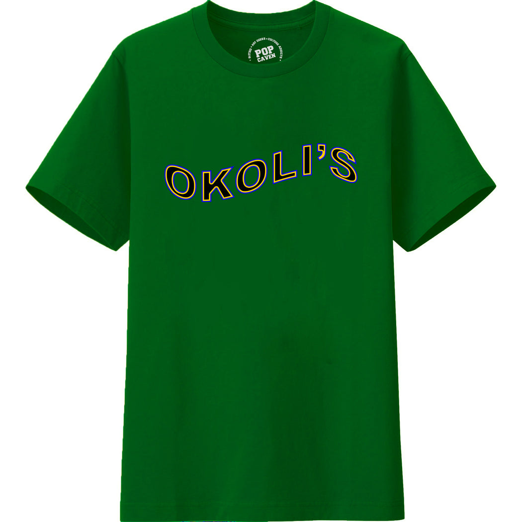 OKOLI'S T-SHIRT - POP CAVEN