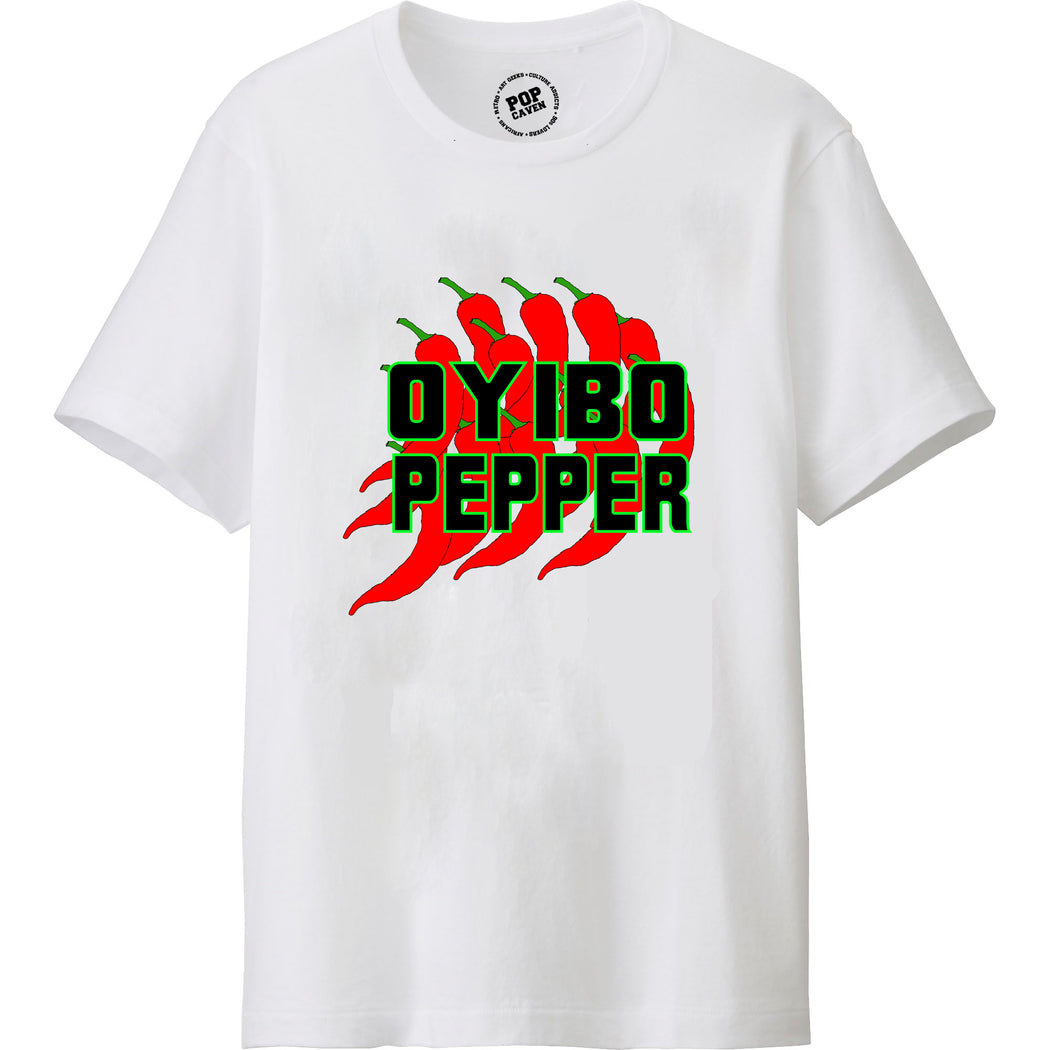 OYIBO PEPPER T-SHIRT
