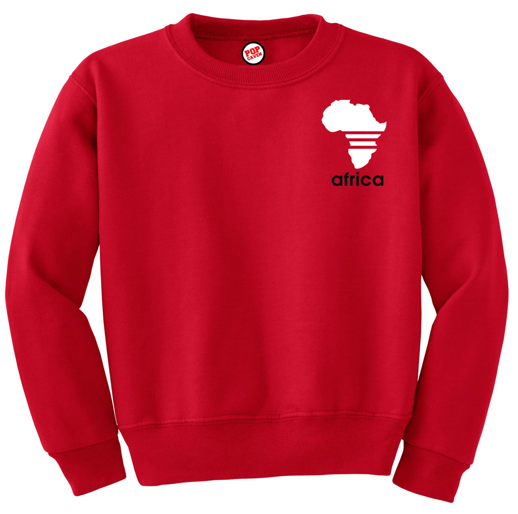 AFRICA SWEATSHIRT - POP CAVEN