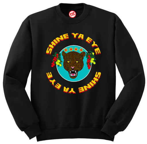 SHINE YA EYE SWEATSHIRT - POP CAVEN