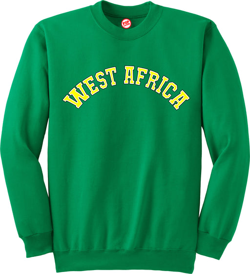 WEST AFRICA SWEATSHIRT