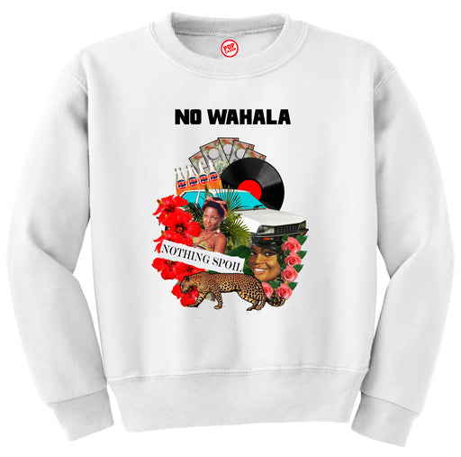NO WAHALA SWEATSHIRT - POP CAVEN