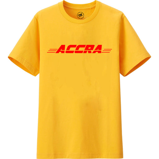 ACCRA T-SHIRT - POP CAVEN
