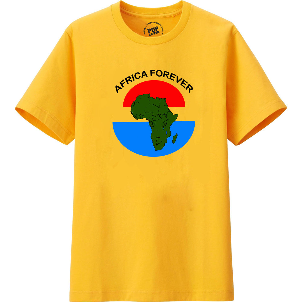 AFRICA FOREVER T-SHIRT - POP CAVEN