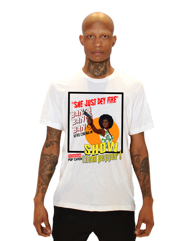 BANG BANG T-SHIRT - POP CAVEN