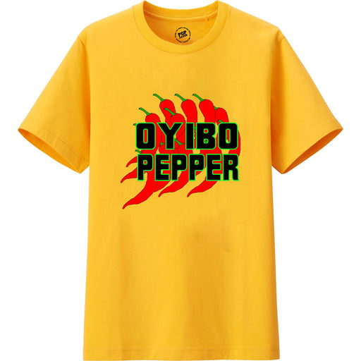 OYIBO PEPPER T-SHIRT - POP CAVEN