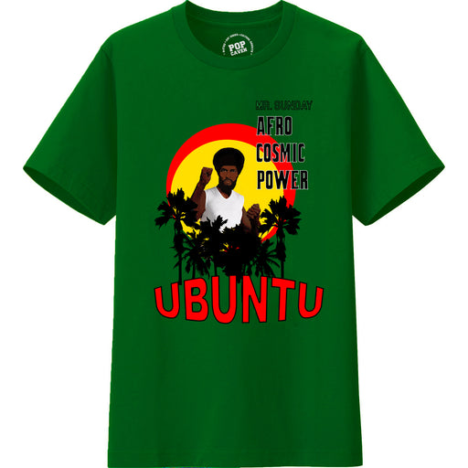 UBUNTU T-SHIRT - POP CAVEN