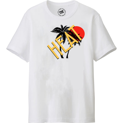 HEAT T-SHIRT - POP CAVEN