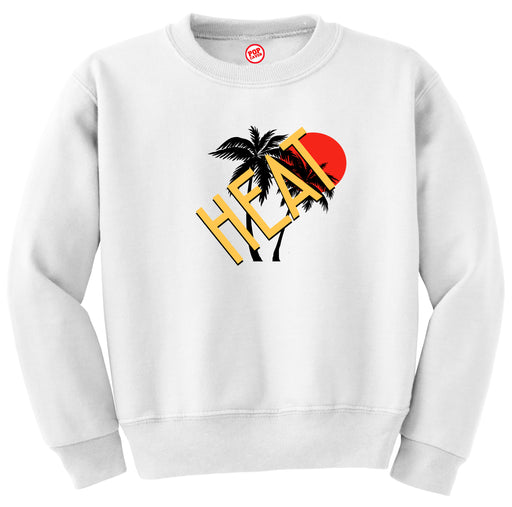 HEAT SWEATSHIRT - POP CAVEN