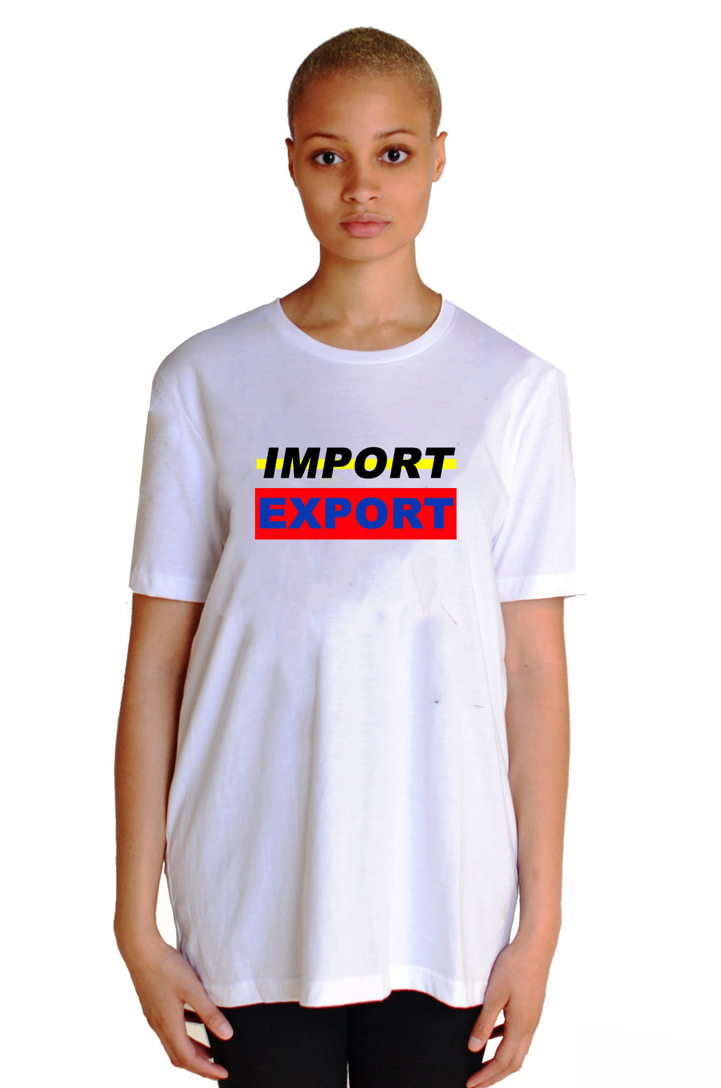 IMEX INNOCENT T-SHIRT - POP CAVEN
