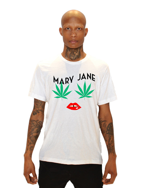 MARY JANE T-SHIRT - POP CAVEN