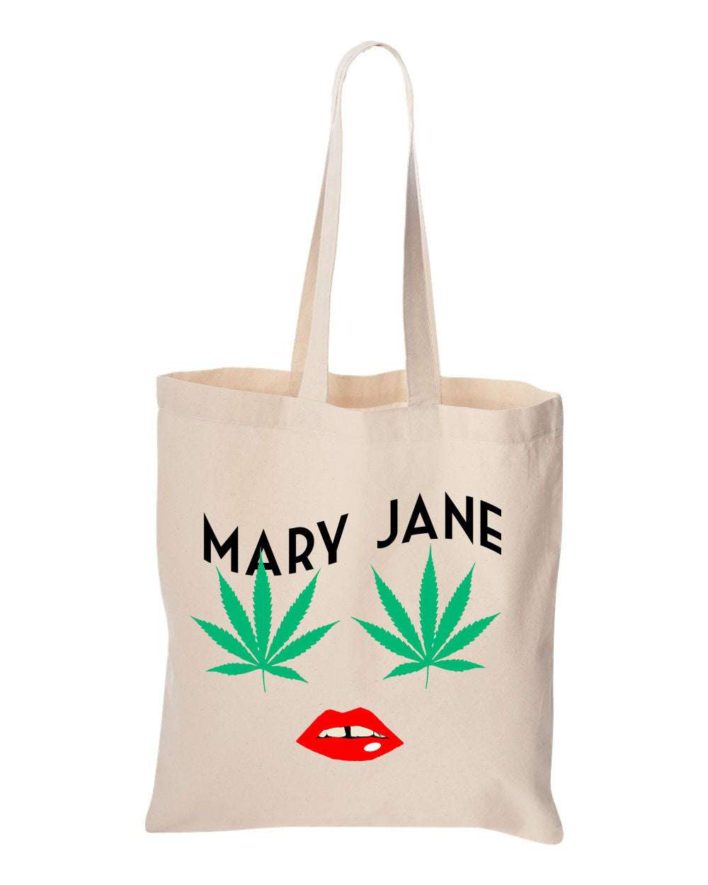 MARY JANE TOTE BAG - POP CAVEN