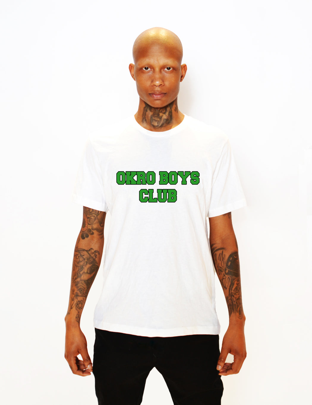 OKRO BOYS T-SHIRT - POP CAVEN