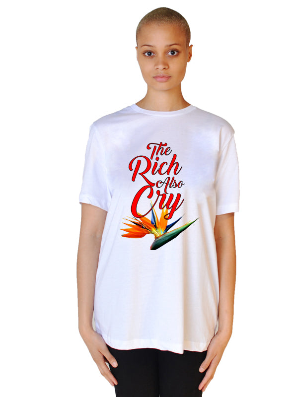 RICH CRY T-SHIRT