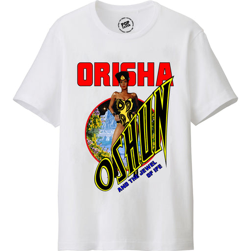 OSHUN T-SHIRT - POP CAVEN