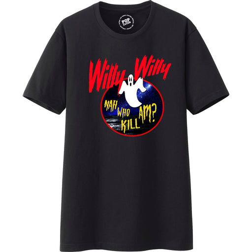 WILLY WILLY T-SHIRT - POP CAVEN