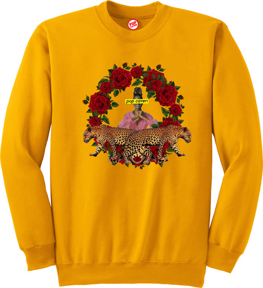 POP CAT SWEATSHIRT - POP CAVEN
