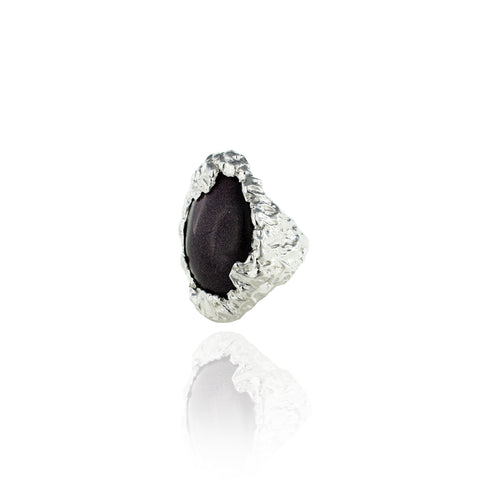 Topio Statement Ring - Desert Night