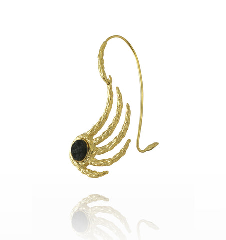Earcuff | Extraterrestrial | Yellow Gold