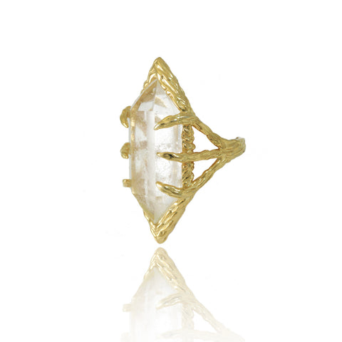 Ring | Stardust | Yellow Gold