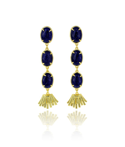 Topio Earrings - Starry Night