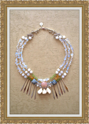 Let's Play | Pastel Petite | Statement Necklace
