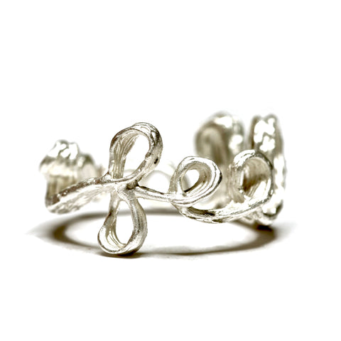 Ring | Feel Love | Sterling Silver