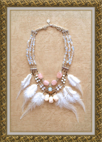 carmen chan jewel debut collection lets dance 20s romance statement necklace
