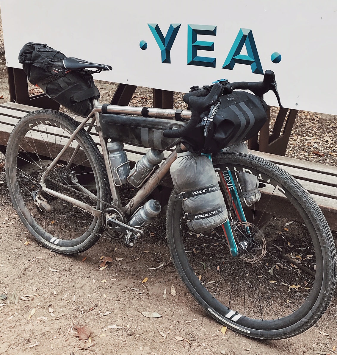 Bike-packing Fails: a self-depreciating account of learning the hard way by Kasper Voogt