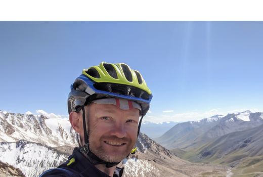 Through The Portal: The 2019 Silk Road Mountain Race by Brendan Hills