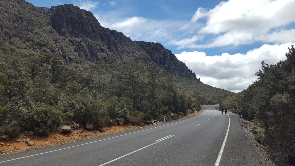 Cycling Tasmania with Curve Cycling